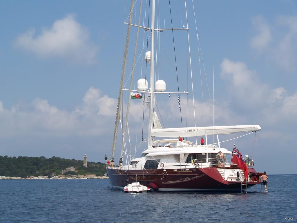 Georgia Yacht Charter Details Alloy Yachts Charterworld